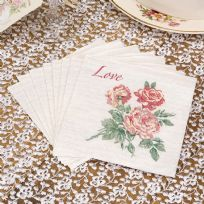 With Love Design Napkins (20)